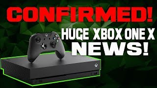 Surprise Xbox One X Announcement Is The Ultimate Slap In The Face To Sony! We've Never Seen This!
