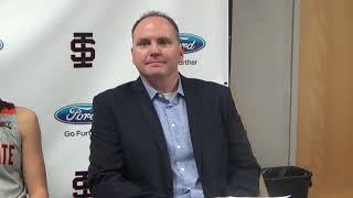 Seton Sobolewski on ISU's exhibition win v. Chico State (Game highlights included)