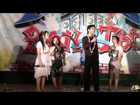 """Kịch """"Nàng Bạch Tuyết và bảy chú lùn"""" - 1080p HD- KTX Bạn và Tôi 2011 Hanu Part 1"""