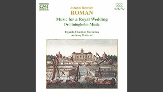 Drottningholmsmusique (arr. for organ): Music of Drottningholm: Fragment