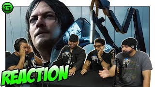 Death Stranding Trailer Reaction | The Game Awards 2017