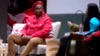 EFF Commander in Chief Julius Malema on Daily Maverick debate a must watch part 2