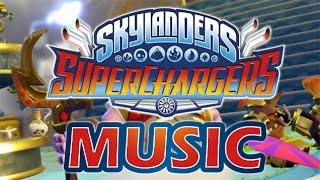 [♪♫] Lord Stratosfear Boss Battle - Full Mix | Skylanders SuperChargers Music