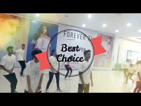 FIFA U-17 World Cup 2017 India Song with Dance : Karke Dikhla De Goal live in Seawood Mall