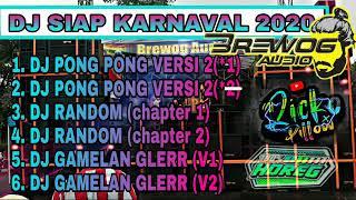 KUMPULAN LAGU DJ  KARNAVAL TERBARU 2020 | COCOK UNTUK CEK SOUND