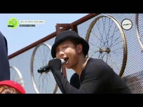 BTS Bangtan Boys - I NEED U Acoustic Ver