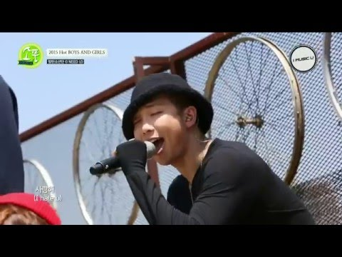 BTS Bangtan Boys - I NEED U Acoustic Ver