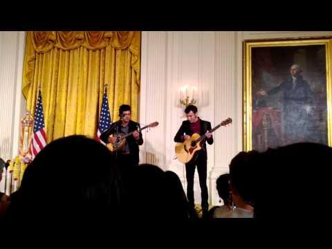 Goldspot Live at the White House Diwali 2013