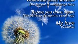 My Love - Westlife Lyric Dan Terjemahan Indonesia (ES)