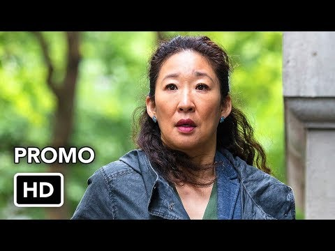 """Killing Eve 1x03 Promo """"Don't I Know You?"""" (HD) Sandra Oh, Jodie Comer series"""