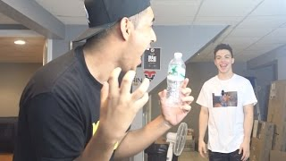 INSANE WATER BOTTLE PRANK