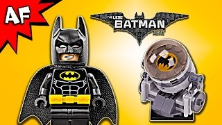 Lego Batman Movie Bat Signal Accessory pack Speed Build