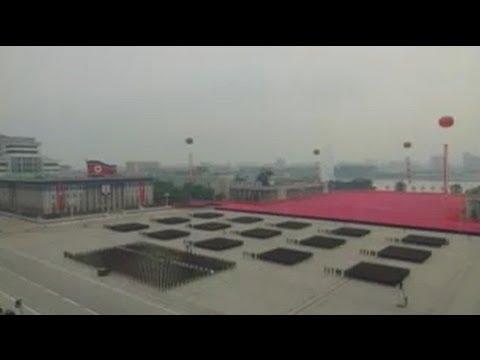 North Korea 2011 Parade — Full Version