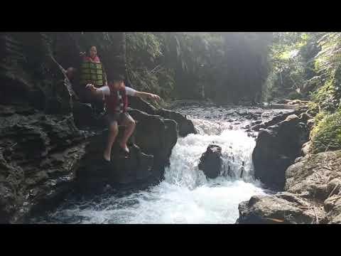 River Tubing Santirah..