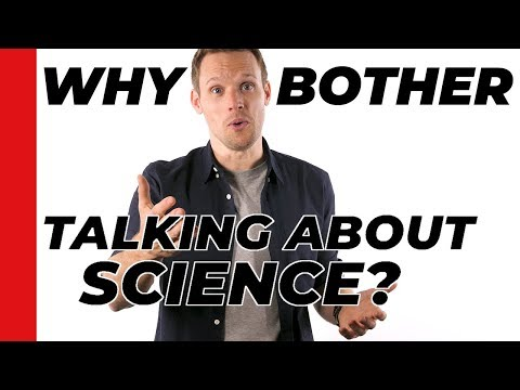 Why Should You Bother Doing Science Communication? | 'Talking Science' Course #1