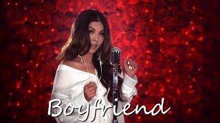Baixar Ariana Grande feat. Social House - boyfriend - Nominjin Music Cover