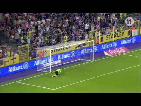 RSC Anderlecht 3 - 0 SK Slavia Praha | Gol  Michaël Heylen | Europa League