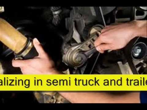 Mobile Truck and Trailer Repair Las Vegas NV