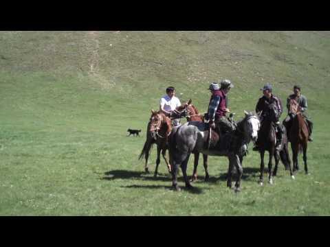Ulak Tartysh - Goat Polo - Kyrgyzstan, 2009