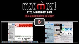 RSS Subscriptions In Safari (#1041)