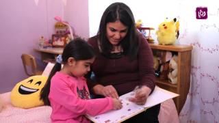 زيارة للطفلة تولين المصابة بفشل كلوي مزمن Primary Hyperoxaluria