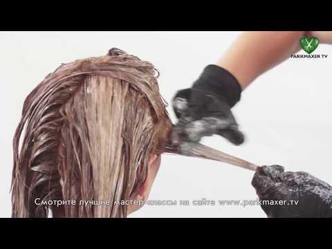 Как сделать ОМБРЕ Ombre hair. parikmaxer tv парикмахер тв
