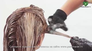 Как сделать ОМБРЕ Ombre hair. parikmaxer tv парикмахер тв