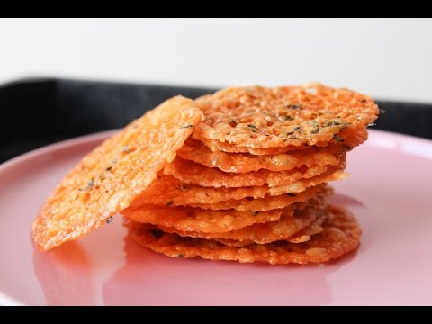 How To Make Cheddar Chips By One Kitchen Episode 323