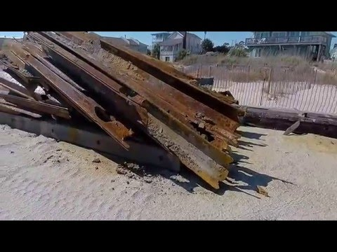 Tybee Island City Project Updates #2 w/EXTREME SAND SHOVEL ACTION