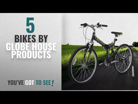 Top 10 Globe House Products Bikes [2018]: GHP Heavy Duty Black Shimano 6-Speed Derailleur &