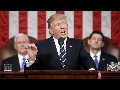 China Reacts to President Trump's State of the Union