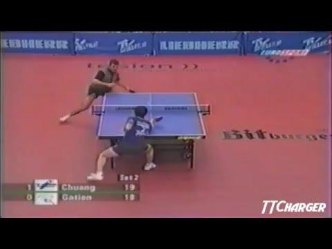 Champions League : Chuang Chih Yuan vs Jean Philippe Gatien