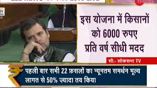 Budget 2019: Big push for farmers, Rs 6000 per year support through PM Kisan Yojana