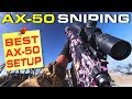Modern Warfare | AX-50 Sniper Gameplay - Best AX-50 Class Setup