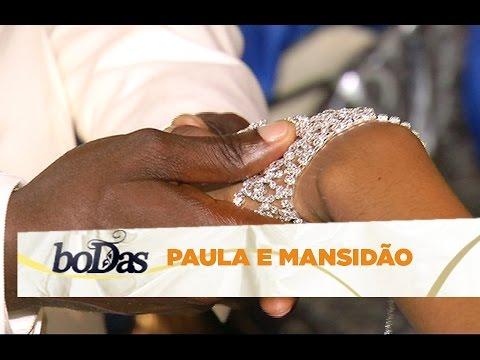 BODAS - PAULA E MANSIDÃO