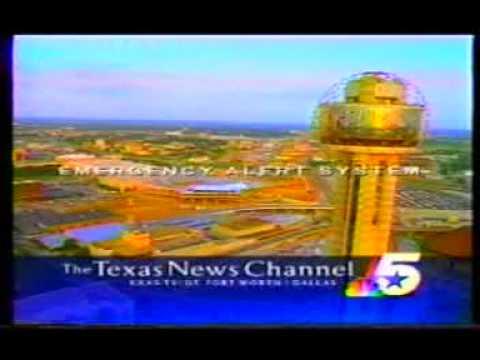 Kxas Tv Emergency Alert System Test Ca June 2000 Youtube