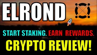 Elrond Review: Mainnet Launch | Proof Of Stake | Mobile Game [Cryptocurrency News Online]