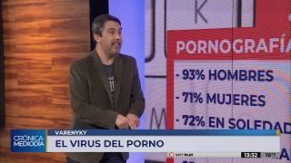 Descubren un virus que graba a los usuarios mientras consumen pornografía