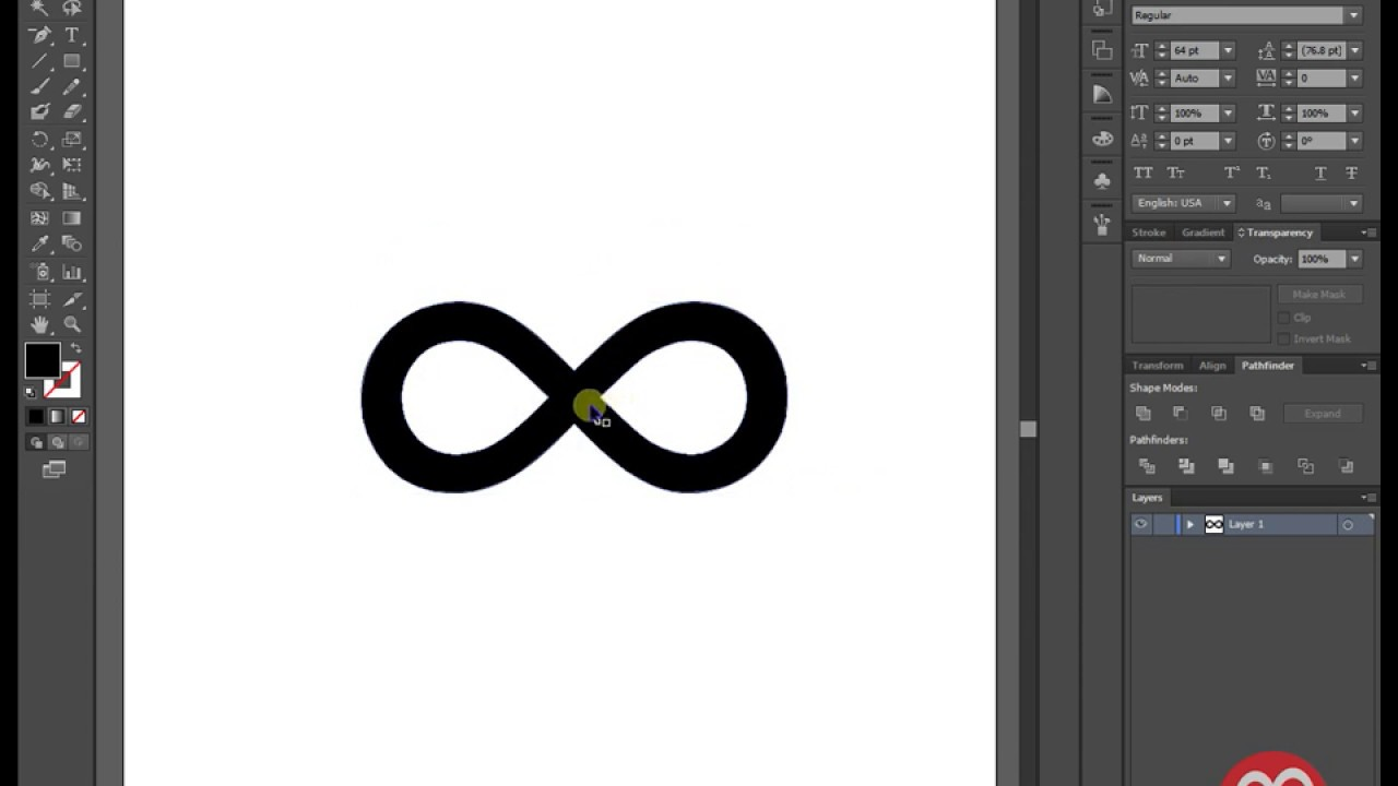 Illustrator how to quickly create an infinity symbol in adobe illustrator how to quickly create an infinity symbol in adobe illustrator biocorpaavc