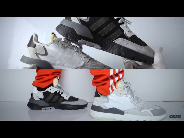 b1262a211 Adidas Nite Jogger (review) - ON FEET COMPARISON Download video - get video  youtube