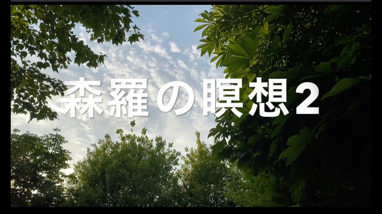 <森羅の瞑想2> piano & 映像 (90/9/21釧路) #癒しのピアノ #瞑想音楽 #ウォンウィンツァン #環境音楽 #リラクゼーション #ヒーリングミュージック