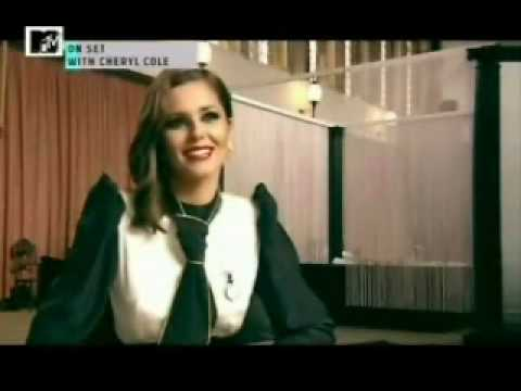 Cheryl Cole Making Of  Parachute Part I