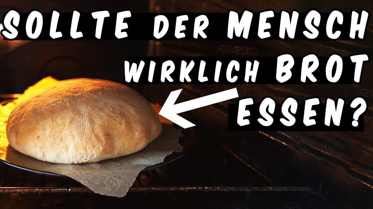 Chemiker: Sollte der Mensch wirklich Brot essen?