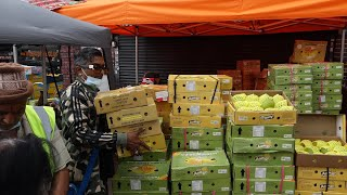 A Day with The Mango Masters of London who sell Indian King Alphonso & Kesar Mangos + Exotic Fruits