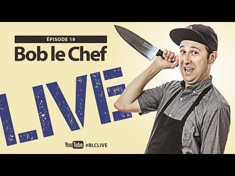 bob-le-chef-live!-#19-pierre-bruno-rivard-et-ariel-rebel