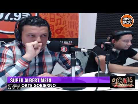Latino Deportes en Cafe Mañanero 19 de Abril 2018
