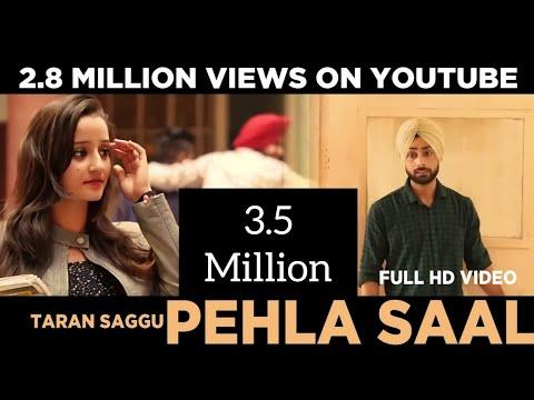 Pehla Saal (College Life) || Taran Saggu || Latest Punjabi Songs 2017 || VS Records