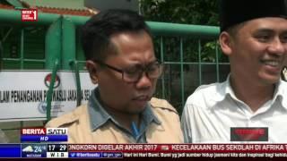 Diduga Menampung Sembako, Panwaslu Buka Segel Kantor PPP