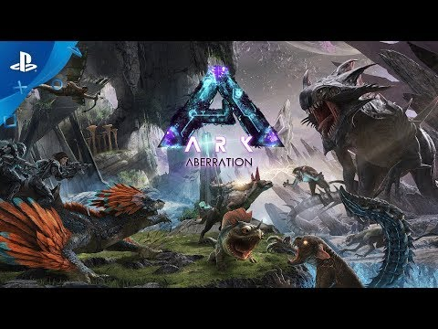 ARK: Survival Evolved - Aberration Expansion Pack Launch | PS4