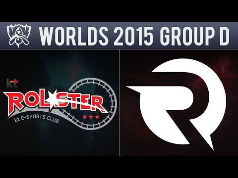 KT vs OG - World Championship 2015 Group D - KT Rolster vs Origen